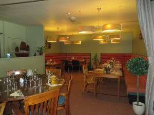 The Olive Garden,Seating Area-Oban-Where To Eat-Restaurants-Scotland