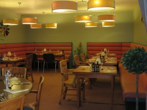 The Olive Garden,Interior-Oban-Where To Eat-Restaurants-Scotland