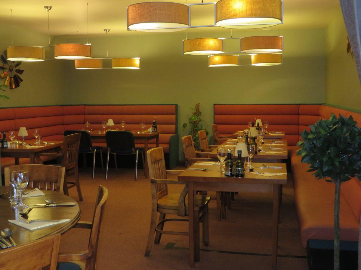 The Olive Garden   Explore Oban