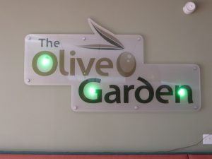 The Olive Garden,Logo-Oban-Where To Eat-Restaurants-Scotland