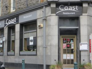 Coast,Exterior-Oban-Where To Eat-Restaurants-Scotland