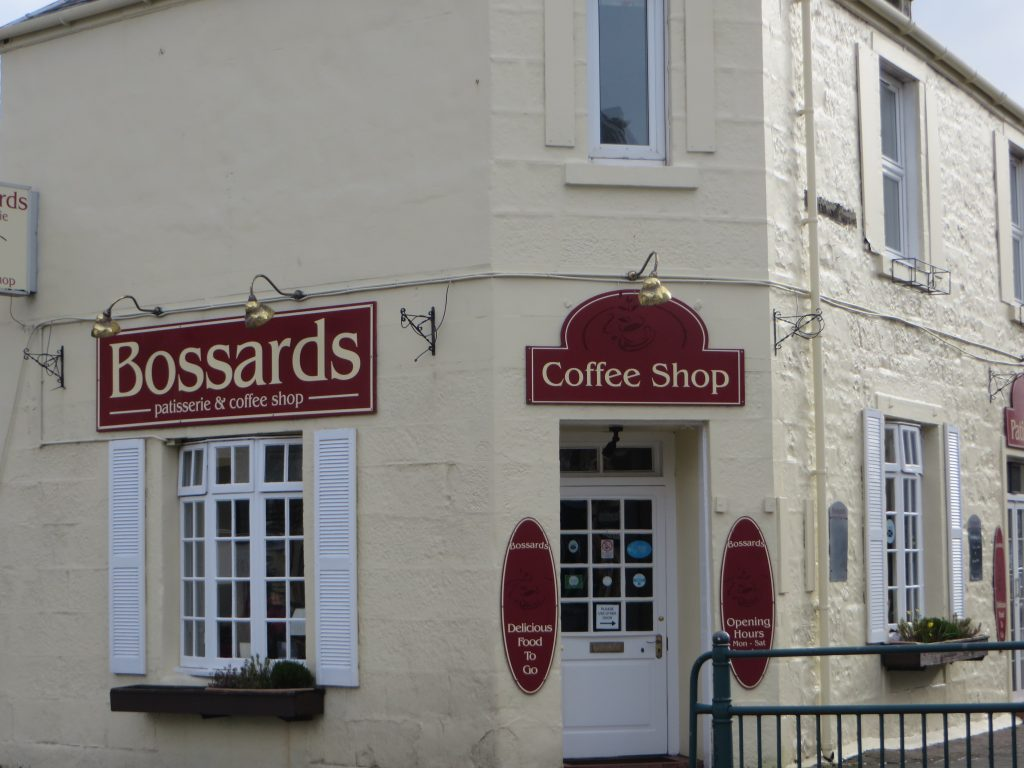 Bossards Patisserie,Exterior-Oban-Where To Eat-Restaurants-Scotland