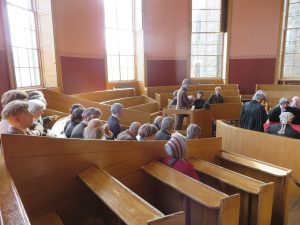 Inveraray Jail,Court Room-Oban-What To Do-Attractions-Scotland