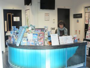 Ocean Explorer Centre,Reception-Oban-What To Do-Attractions-Scotland
