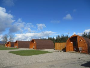 Highfield Holidays-Glamping Pods-Oban-Accommodation-Caravan Parks and Hostels-Scotland
