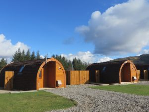 Highfield Holidays-Glamping Pods -Oban-Accommodation-Caravan Parks and Hostels-Scotland