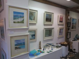 Gallery,Water Colours-Oban-Shops And Services-Gifts & Galleries-Scotland