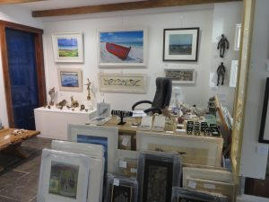 The Jetty Gallery-Oban-Shops And Services-Gifts & Galleries-Scotland