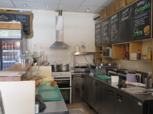 Little Bay Cafe,Kitchen-Oban-Where To Eat-Restaurants-Scotland