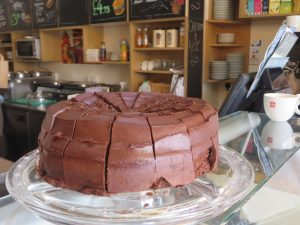 Little Bay Cafe,Chocolate Cake-Oban-Where To Eat-Restaurants-Scotland