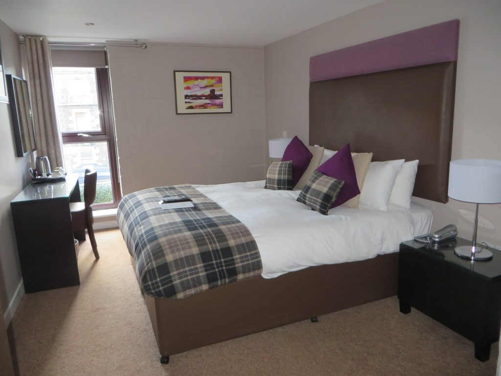 The Ranald Hotel,Bedroom-Oban-Accommodation-Hotels-Scotland