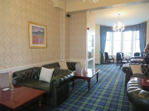 The Queens Hotel,Lounge-Oban-Accommodation-Hotels-Scotland
