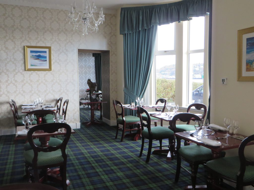 Cuanra Restaurant-Oban-Where To Eat-Restaurants-Scotland