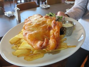 Waterfront Fishouse,Fish And Chips-Oban-Where To Eat-Restaurants-Scotland