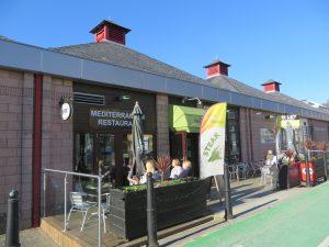 Where To Eat-Restaurants-The Olive Garden-Oban-Scotland