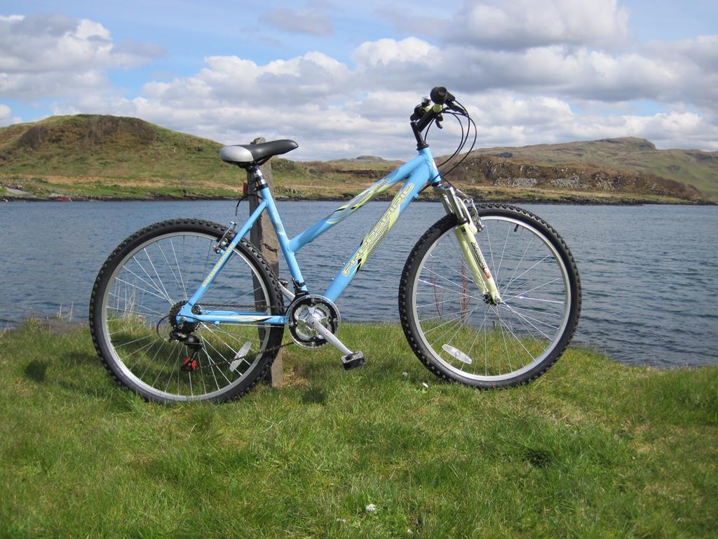 Luing Bike Hire  Explore Oban