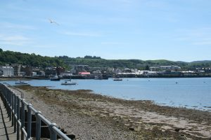 Oban Youth Hostel-View-Oban-Accommodation-Caravan Parks and Hostels-Scotland