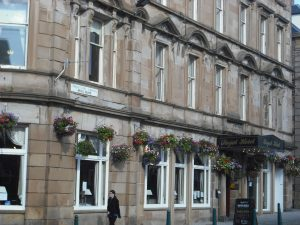 Lounge Bar At The Royal Hotel,Exterior-Oban-Where to Eat-Restaurants-Scotland