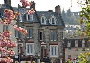 Corran House,Exterior-Oban-Accommodation-Self Catering-Scotland