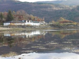 Creagan Inn,Views-Appin-Nr Oban-Where To Eat-Restaurants-Scotland