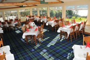 Lochnell Armsl,Dining Room-Oban-Where To Eat-Restaurants-Scotland