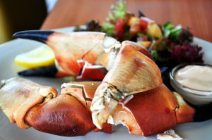 Ee-usk Restaurant,Fresh Crab-Oban-Where To Eat-Restaurants-Scotland