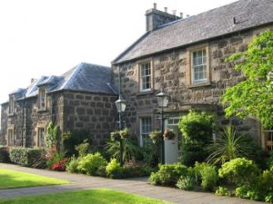 The Manor House Hotel,Exterior-Oban-Accommodation-Hotels-Scotland