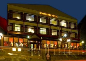 Rowantree Hotel,Exterior-Oban-Accommodation-Hotel-Scotland