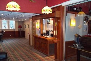 Rowantree Hotel,Reception-Oban-Accommodation-Hotel-Scotland