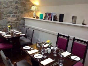 The Hawthorn Restaurant,Decor-Nr Oban-Where To Eat-Restaurants-Scotland