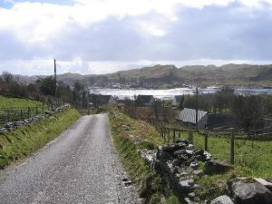 Sunnybrae Caravan Park-Oban-Isle Of Luing-Accommodation-Caravan Parks and Hostels-Self Catering-Scotland