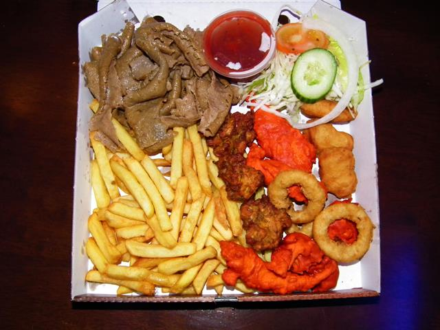 Kebabish Of Oban,Munchie Box-Oban-Where To Eat-Restaurants-Scotland