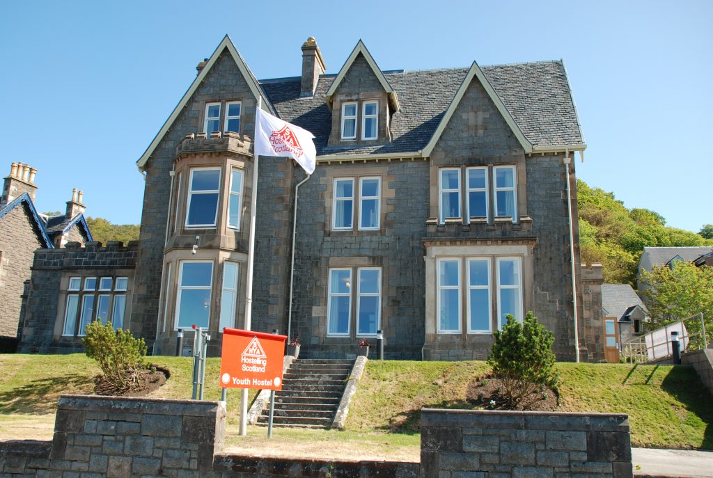 Scottish Youth Hostels Family Rooms