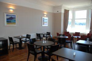 Oban Youth Hostel-Dining Room-Oban-Accommodation-Caravan Parks and Hostels-Scotland