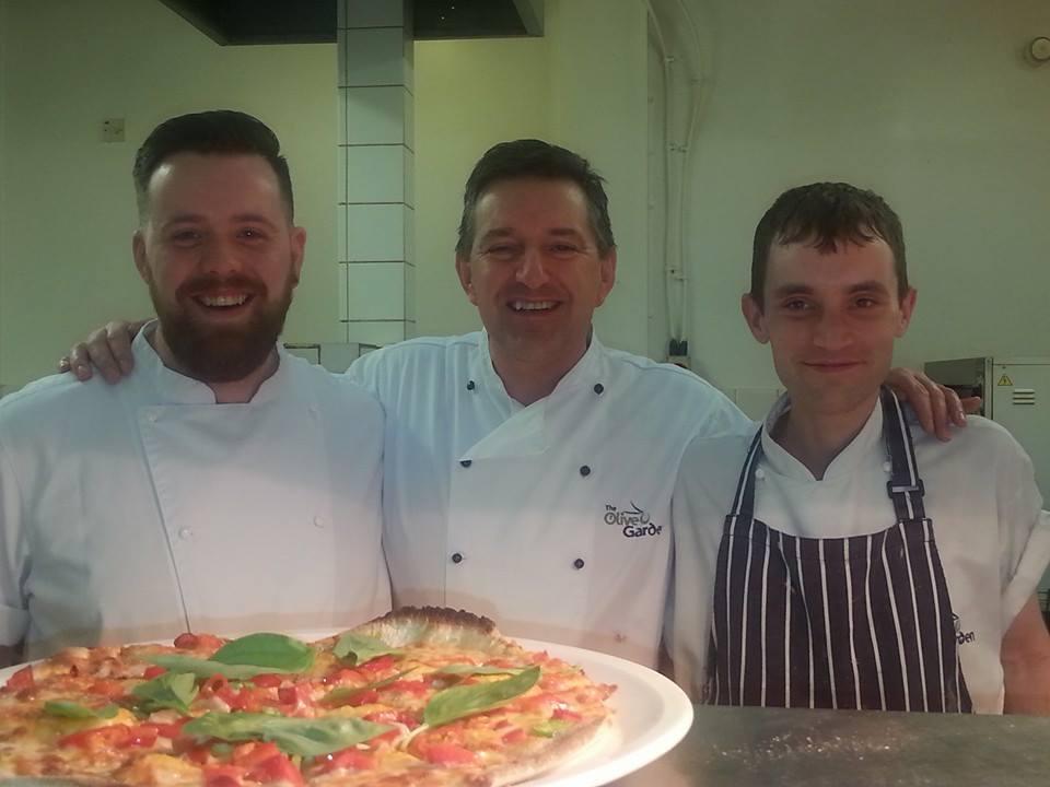 The Olive Garden-Oban-Where To Eat-Restaurants-Scotland
