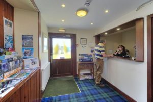 Lochnell Arms,Reception-Nr Oban-Accommodation-Hotels-Scotland