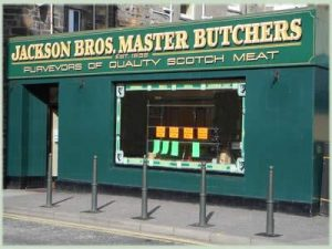 Jackson Butchers,Shop Front-Oban-Shops And Services-Shops-Scotland