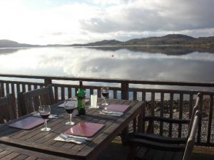 Creagan Inn,stunning Views-Appin-Nr Oban-Where To Eat-Restaurants-Scotland
