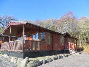 Tralee Bay Holiday Park,Woods 5-Oban-Accommodation-Caravan Parks and Hostels-Self Catering-Scotland