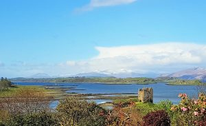 Appin Bay View, Accommodation and where to stay, Guest Houses and B & B, Appin nr Oban, Scotland