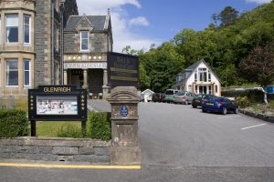 Glenrigh Guest House, Accommodation and where to stay,B & B, Oban, Scotland