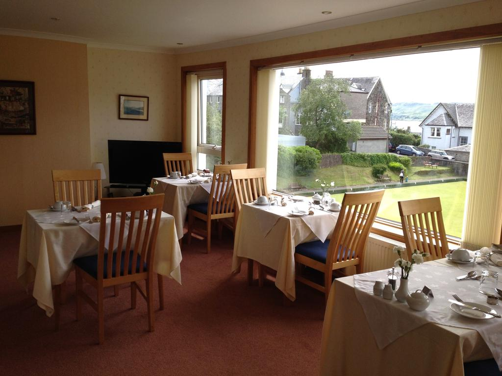 Do Oban House Rooms Include Breakfast