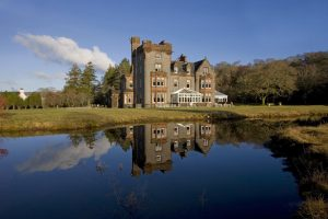 Isle of Eriska Hotel Spa & Golf, Accommodation,Hotels,Oban, Scotland