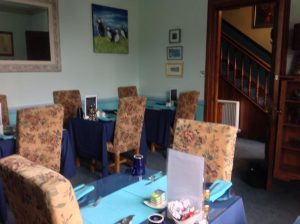 Lagganbeg Guest House, accommodation and where to stay, B & B, Oban Scotland