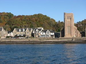 Lancaster Hotel, Accommodation and where to stay, Hotel, Oban, Scotland