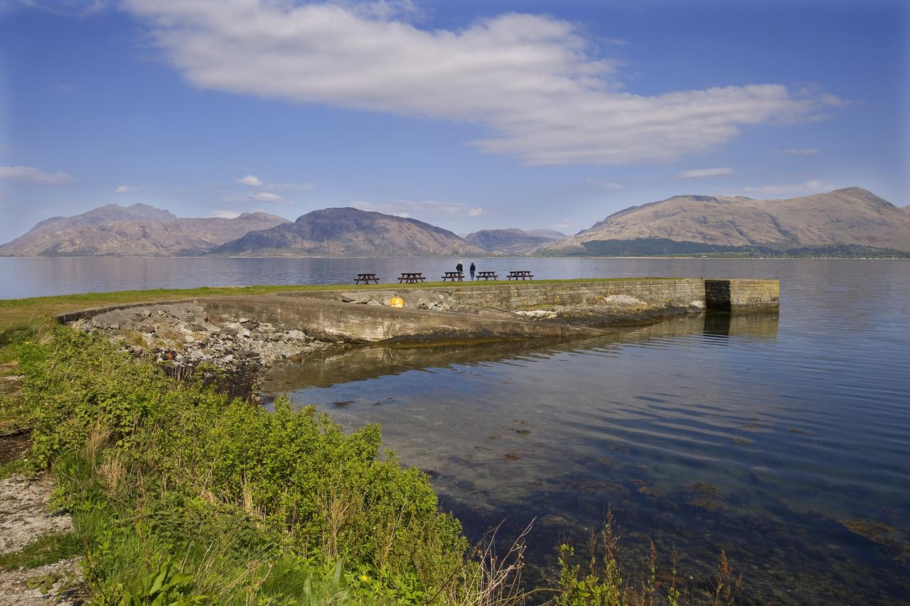 Loch Linnhe Waterfront Lodges Explore Oban