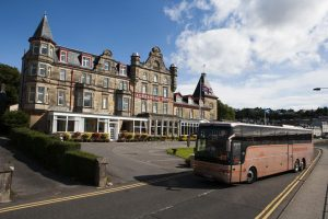 The Alexandra Hotel, Accommodation and where to stay, Hotels, Oban, Scotland