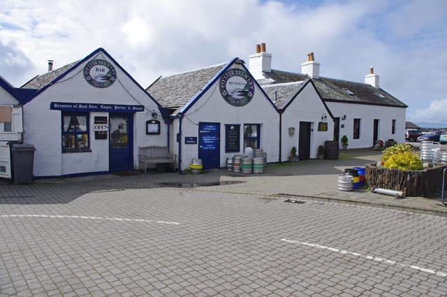 Oyster Bar & Restaurant Exterior