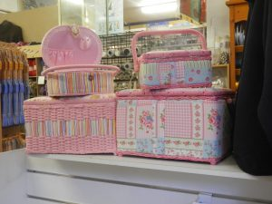 Wool & Needlecraft Centre,Needlework Boxes-Oban-Shops And Services-Gifts & Galleries-Scotland
