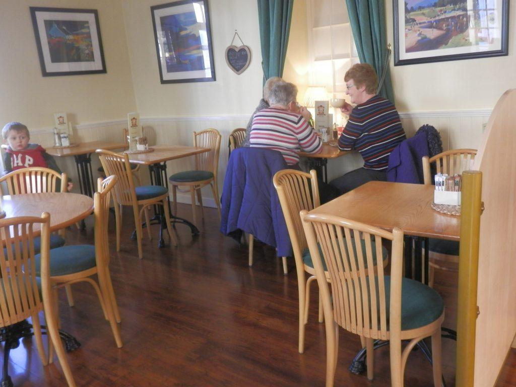 Bossards Patisserie,Interior-Oban-Where To Eat-Restaurants-Scotland
